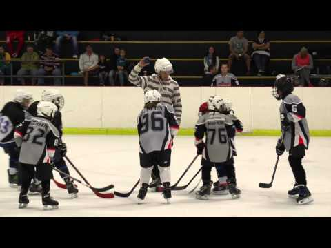 Forest Knights vs Ice Hawks Ice Hockey (u12)