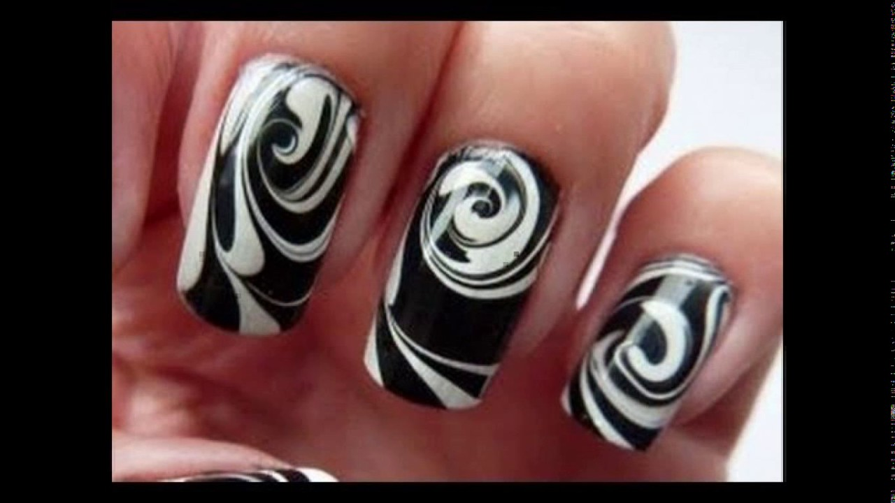 Cool nail designs easy at home - Cool Nail Designs Easy At Home - YouTube