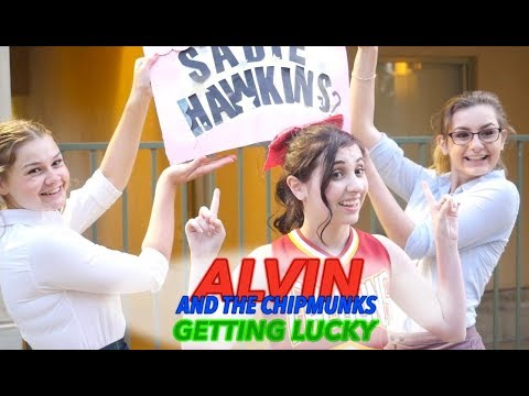 Alvin and the Chipmunks: Getting Lucky