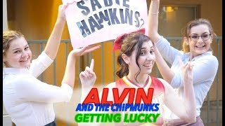 Alvin and the Chipmunks: Getting Lucky [THE CROSSOVER PART 2/5]