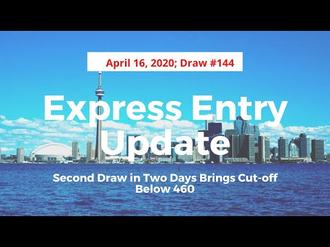 Express Entry Update April 16, 2020 | Express Entry Canada | Desi Chale Canada