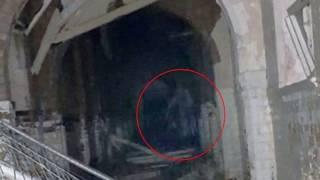 """Британские """"Охотники за привидениями"""" засняли призрака"""