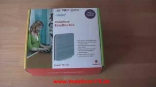 vodafone lte easybox 803 lieferumfang lan wlan router telefonanlage