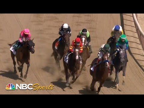 Acorn Stakes 2020 is fastest edition ever (FULL RACE) | NBC Sports