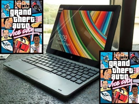 GTA VICE CITY ON MICROMAX LAPTAB