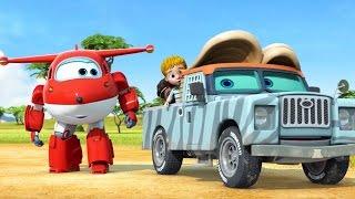 Супер Крылья: Джетт и его друзья - 40 серия | Мультики про самолетики и машинки