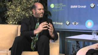 Leonard Robinson, California Environmental Protection Agency - Hub Culture Interview at GGCS3