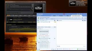Видеоурок транслирования музыки в программе RAIDCALL