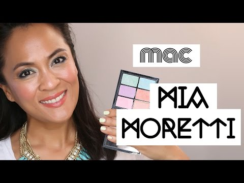 MAC Mia Moretti Collection First Impressions