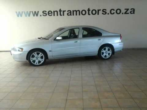 2006 VOLVO S60 D5 Auto For Sale On Auto Trader South Africa