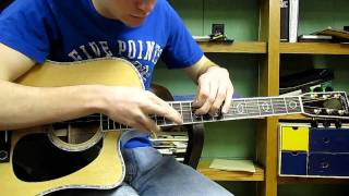 (Andy McKee) Drifting cover