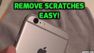 How Remove Scratches Iphone