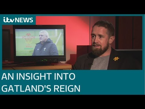 Shane Williams on Warren Gatland's career in Wales | ITV News