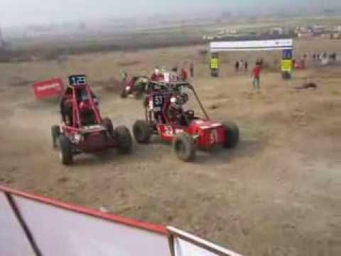 BAJA SAE INDIA 2014 INDORE