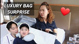 LUXURY BAG SURPRISE SA NANAY KO