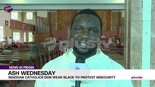 Ash Wednesday: Nigerian Cathol…