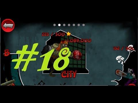 Stupid Zombies 2 City (#18 Level 46 50) Worst Gamer