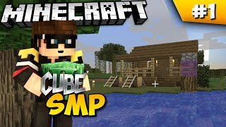 Minecraft Cube SMP S2: EP1 - The Journey Begins! Thumbnail