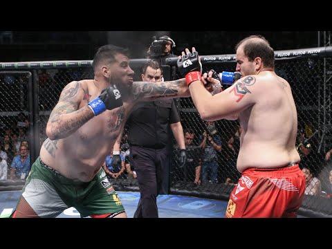 MMA   La Batalla De Guadalajara 2018   Alejandro Solórzano vs Mike Villarreal
