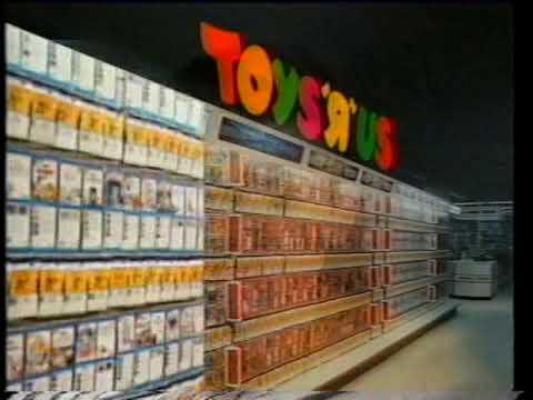 toys r us uk video games advert 1989 youtube. Black Bedroom Furniture Sets. Home Design Ideas