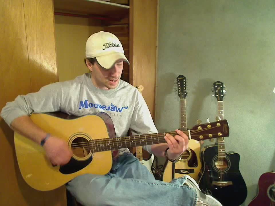 Jack Johnson Flake Acoustic Cover Youtube