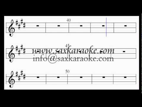 David sanborn maputo sheet music