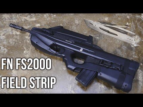 FN FS2000  (FN Herstal FN2000) Field Strip