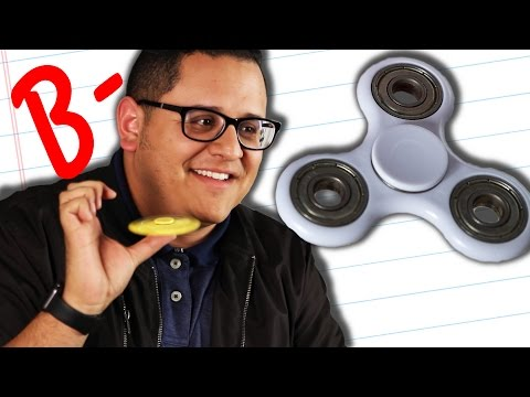 Thumbnail: Teachers Play With Fidget Spinners For The First Time