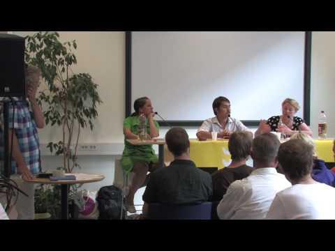 ALMEDALSVECKAN - Panikjuridik - har konst och yttrandefrihet några gränser? del 10 av 10