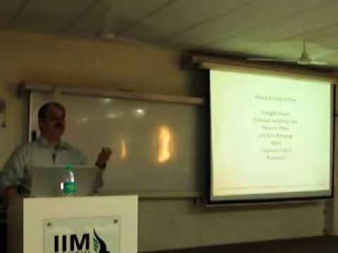 Sanjay Bakshi Session on Value Investing at IIM Ranchi