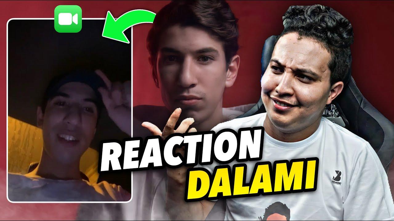Saad - Dalami (Reaction) | Invite Saad