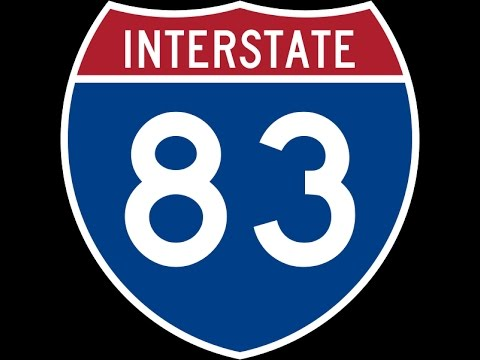 I 83 Southbound Part One: Pennsylvania