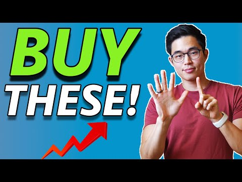 The 6 TOP Stocks To Buy In February 2021 (High Growth)