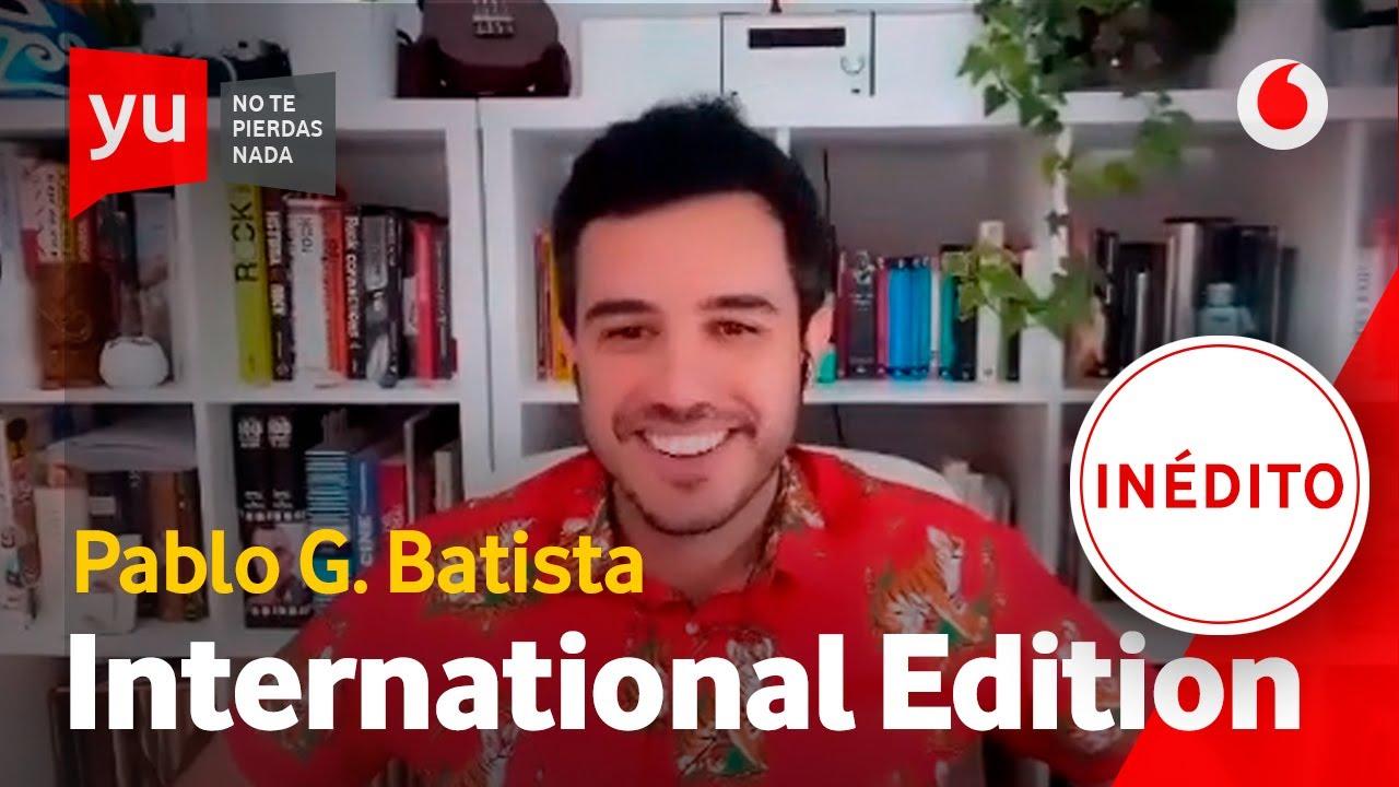 Pablo G. Batista | Música internacional durante el confinamiento #yuVerano