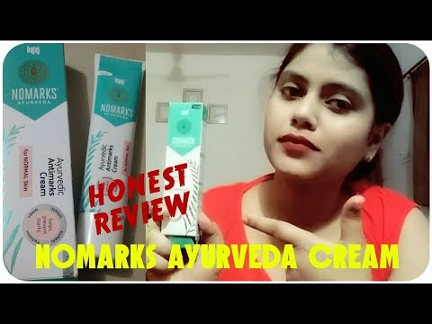 *New* Bajaj Nomarks Ayurvedic Antimarks Cream Review | Honest Review | By Tips And Tricks in Hindi