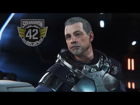 NEW Squadron 42 Single Player Gameplay DEMO - STAR CITIZEN