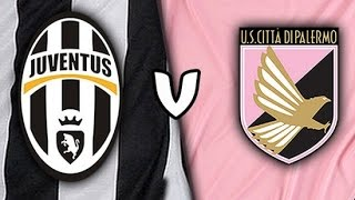 Juventus - Palermo 4-0 | Highlights | 17.04.2016