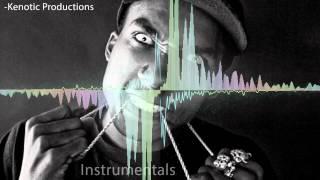 Hopsin - Nocturnal rainbows [Instrumental Remake]