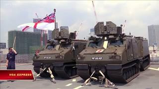 Trung Quốc kêu gọi Anh tôn trọng chủ quyền ở Biển Đông (VOA)