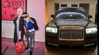 Nicki Minaj Buys $300K Rolls Royce Truck After Soulja Boy Told Her To