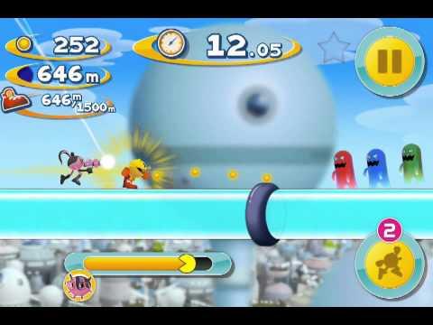 PAC-MAN DASH! - Pac-girl Dash Ios Iphone Gameplay