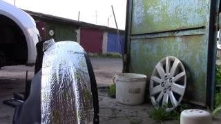 Шумка переднего правого локера Chevrolet Cruze
