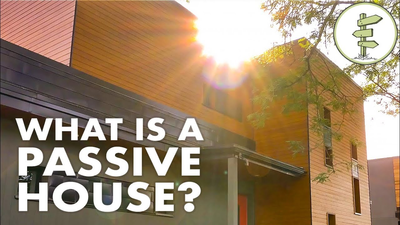 Passive House = 90% Home Energy Reduction! - YouTube