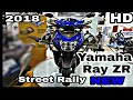 Yamaha RayZR Street Rally Scooter 2018 New Edition 113c.c