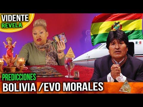 EVO MORALES REGRESA A BOLIVIA PREDICCIONES 2020