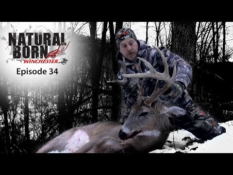 Winchester's Natural Born Ep. 34 (Mark & Taylor Drury | Ben Rising)