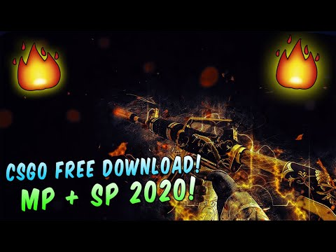 (WINDOWS 10/8/7!!) HOW To Download CSGO For FREE ON PC NO STEAM WITH MULTIPLAYER 2018!!