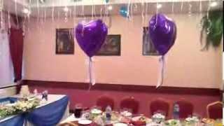 видео Свадьба в бордовом цвете: идеи оформления с фото примерами