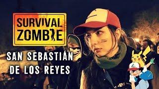 Survival Zombie #12 San Sebastián de los Reyes - ASH Y PIKACHU SUPERVIVIENTES