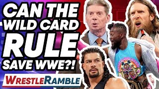 Can The WILDCARD RULE Save WWE?! WWE Raw, May 6, 2019 Review | WrestleTalk's WrestleRamble